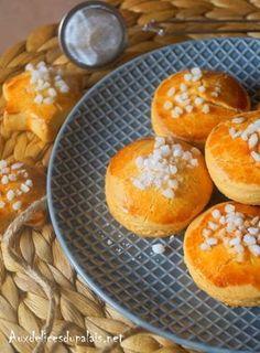 gâteau sec au citron (Torno algérien)