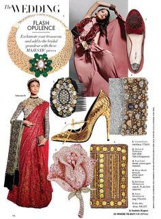 Harper's Bazaar India - October 2012