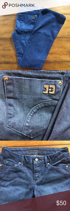 Joe's Jeans Honey dark wash. Size 27. Dark wash bootcut jean. Great condition. Wash is a bit darker than picture portrays. Feel free to bundle or make an offer! Joe's Jeans Jeans Boot Cut