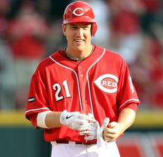 Todd Frazier-he and his wife are great! We enjoyed our time at the game and drinks with them!