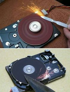 Great use for old hardware :-P
