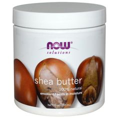 Now Foods, Solutions, Shea Butter, 7 fl oz (207 ml)  From Iherb coupon code YUY952 -   Visit iherb specials for latest discounts: http://www.iherb.com/specials?rcode=yuy952