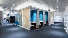 NEUES KONZEPT – NEUE RÄUME: AROMA FÜR ADMEIRA Admeira, Werbeallianz von Ringier, SRG und Swisscom, bezieht seine Räumlichkeiten im Medienpark Zürich. Die 2016 gegründete Firma, welche 280 Mitarbeiter beschäftigt, setzt neue Perspektiven in der Werbevermarktung – so verwundert es nicht, dass das zeitgemässe und markeninspirierte Interior-Konzept von Aroma überzeugen konnte.