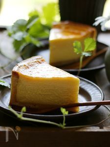 焼きチーズタルト
