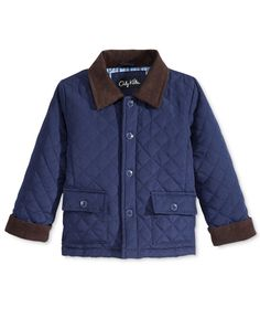 Only Kids Apparel Baby Boys' Quilted Barn Jacket