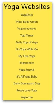 Great info to have when the mood to move strikes! I like having home options for Yoga! yoga mudra, pilates yoga, yoga and weightloss Yoga Flow, Yoga Fitness, Fitness Wear, Physical Fitness, Yoga Websites, Esprit Yoga, Yoga Kundalini, Yoga Meditation, Yin Yoga
