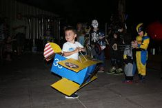 When we found out that Stearman was hosting a Halloween party this year we just had to go. They do a pumpkin drop contest for the pilots an. Costumes Kids, Costume Ideas, Cars Party Favors, A Pumpkin, Pilots, Halloween Party, Kids Suits, Children Costumes, Halloween Parties