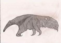 papa-formigas / anteater (2014)