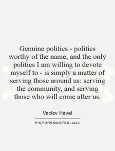 vaclav havel quotes - Google Search