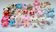 2017 Wholesale Small Plush Toy Doll Gift From Hhehe888, $100.51 | Dhgate.Com