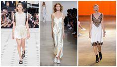 Trendy wiosna-lato 2016: wielki powrót bieliźnianej sukienki!