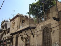 Damascus Old Streets