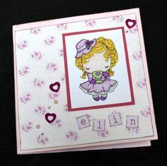 www födelsedagskort se Birthdaycard by Piglet/Födelsedagskort av Piglet pysselsystrarna  www födelsedagskort se