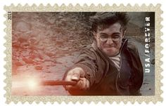Harry Potter Forever stamp