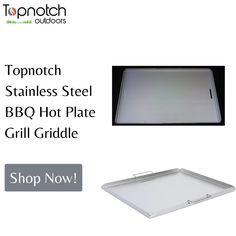 At Topnotch outdoor, we offers stainless steel BBQ hot plate grill griddle at $300.00. Hurry up grab a big opportunity & get this product on our website. For more call us today on (02) 96048699 #BBQ #stainlesssteel #bbqhotgrill #grillplate #stainlesBBQ #BBQgrills Bbq Hot Plate, Grill Plate, Bbq Plates, Stainless Steel Bbq, Charcoal Bbq, Gas Bbq, Large Plates, Griddles, No Cook Meals
