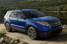 Ford Explorer gets appearance pack for 2015