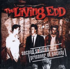 For Sale - The Living End Second Solution/Prisoner Of Society Australia  CD album (CDLP) - See this and 250,000 other rare & vintage vinyl records, singles, LPs & CDs at http://eil.com