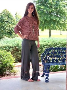 Jones Burch Boutique and Apparel   boutique   product   like-a-lady-palazzo-pants