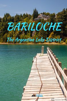 So much to see and do in Bariloche, the lake district of Argentine Patagonia. Find out more here.  #Bariloche #Patagonia #Argentina #BarilocheArgentina