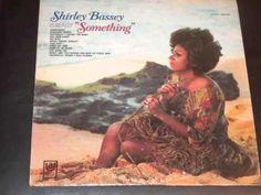 SHIRLEY BASSEY - Is really SOMETHING - FULL 1970 album