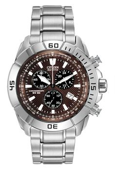 Citizen - Citizen Eco-Drive Men's Chronograph #AT0810-55X Men's Chronograph. Kraft's Fine Jewelry.
