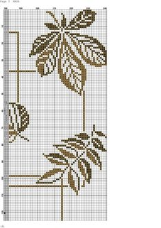 Cross Stitch Patterns, Crochet Patterns, Hairpin Lace Crochet, Tree Patterns, Tapestry Crochet, Hair Pins, Needlework, Projects To Try, Hair Accessories