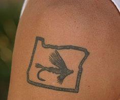 fly fishing tatoos - Google Search