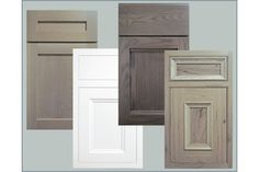 Hot Trend Alert: Gray Kitchen Cabinet Stains | Crystal Cabinet Works