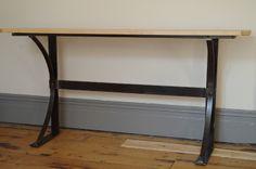 Long Table by Tom Fell - Blacksmith