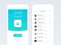 Chat App by Shea Lewis