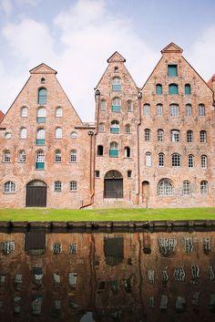 The Hanseatic City of Lübeck