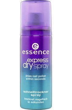 Nagellack Schnelltrocknungsspray express dry spray - vegan