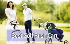 Best Golf Push Cart 2020 10 Best Golf Push Carts in 2017 images | Golf carts, Golf push