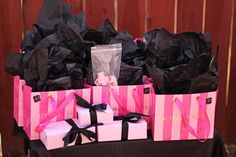 Victoria's Secret Themed Lingerie Bridal Shower or Bachelorette Party! This would be perfect for me seeing as I work there ;) #Victoria's #Secret #Bachelorette