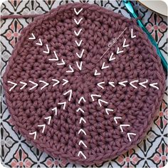 Making Sure you Have a Flat Circle when Crocheting a Hat