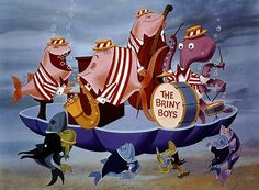 Bedknobs and broomsticks music