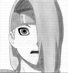 Deidara - Young by ErinEhmazing on DeviantArt Kakashi Drawing, Naruto Drawings, Sasuke Uchiha Shippuden, Naruto Minato, Naruto Sketch, Anime Sketch, Cute Pokemon Wallpaper, Naruto Wallpaper, Fantasy Character Design
