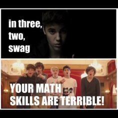Hahaha ...... I think one direction are the only people that would make a parody of there own song ....... But I love it sooo much