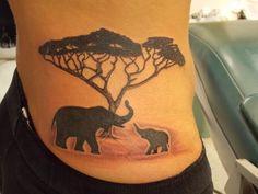 tattoos on pinterest elephant tattoos hawaiian tattoo and elephants. Black Bedroom Furniture Sets. Home Design Ideas