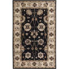 Surya CAE1033-912 Caesar 9' x 12' Rectangle Wool Hand Tufted Traditional Area Ru