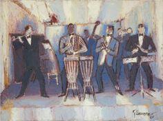 The Jazz Band - Gerard Sekoto
