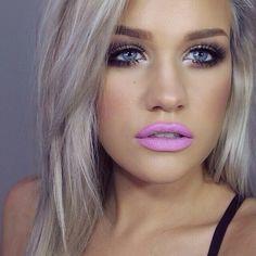 Batalash Beauty.. Love the lips