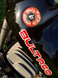 Bultaco Sherpa T350 m-125