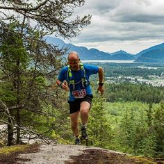 Trail Tuesday; what trail are you going to crush today? : Jesse Couture... #trailrunningcanada #crushcanadiantrail #runsteepgethigh #dirtbagrunners #explorecanada