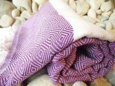A peshtemal is a Turkish traditional towel used in the Turkish baths.
