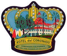 Hotel del Coronado ~ San Diego ~ California