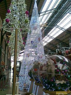 Resultado de imagen para centros comerciales en navidad