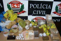 Apreensão de cigarros contrabandeados em Votuporanga   TV Record Rio Preto