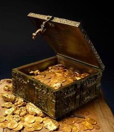 """The Fenn Treasure - Rocky Mountains  Forrest Fenn was diagnosed with cancer in 1988. He came up with the idea during this illness to create a bronze chest full of treasure for anyone to go find. He filled the chest with """"treasure"""" containing gold nuggets, rare coins, jewelry and gemstones, along with a jar holding his autobiography. He intended to hide it and die in the wilderness, with the treasure as a legacy.   However, he survived his illness and waited until he was 79 or 80 to hide the…"""