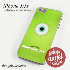 Movie Poster Monster Inc 3 Phone case for iPhone 4/4s/5/5c/5s/6/6s/6 plus